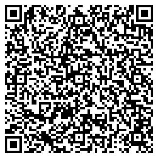 QR-код с контактной информацией организации НОУ КРИСТАЛЛ