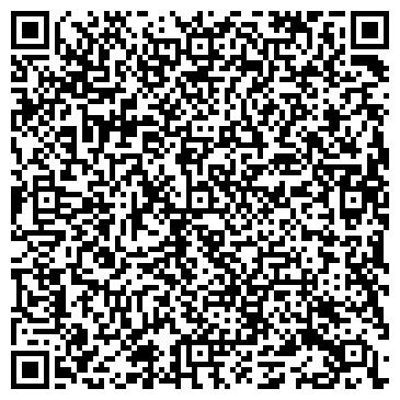QR-код с контактной информацией организации ООО СЛУЖБА ПЕРСОНАЛА