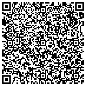 QR-код с контактной информацией организации КАДРОВОЕ АГЕНТСТВО РИЭЛСИ