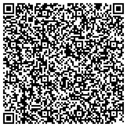 QR-код с контактной информацией организации ГУ ФЕДЕРАЛЬНАЯ СЛУЖБА ПО ЭКОЛОГИЧЕСКОМУ, ТЕХНОЛОГИЧЕСКОМУ И АТОМНОМУ НАДЗОРУ