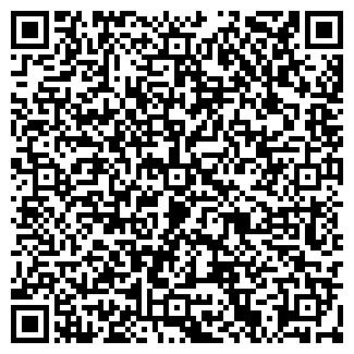 QR-код с контактной информацией организации АЗОВСКАЯ НЕДЕЛЯ