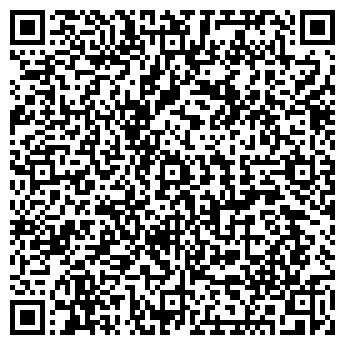 QR-код с контактной информацией организации ЛЕДА ГАЛЕРЕЯ ШТОР