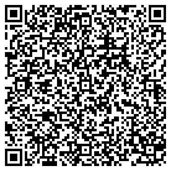 QR-код с контактной информацией организации ХОЗТОВАРЫ МАГАЗИН № 18