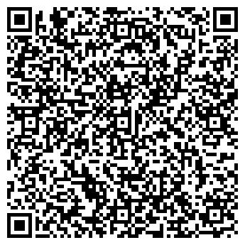 QR-код с контактной информацией организации ХОЗЯЙСТВЕННЫЙ МАГАЗИН