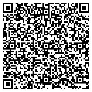 QR-код с контактной информацией организации ОАО АКМА