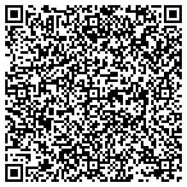 QR-код с контактной информацией организации МОЛОДЕЖНЫЙ ЦЕНТР МОДЫ И ТВОРЧЕСТВА, АНО