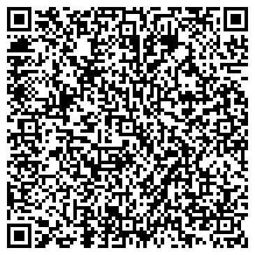 QR-код с контактной информацией организации Военный комиссариат Омской области