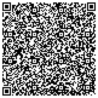 QR-код с контактной информацией организации УПРАВЛЕНИЕ ДЕЛАМИ ГО И ЧС ПРИ АДМИНИСТРАЦИИ КРАСНОАРМЕЙСКОГО РАЙОНА