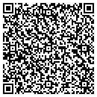 QR-код с контактной информацией организации ООО ГАЛЕОН