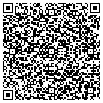 QR-код с контактной информацией организации ООО МЕГАПОЛИС-ТРАНС