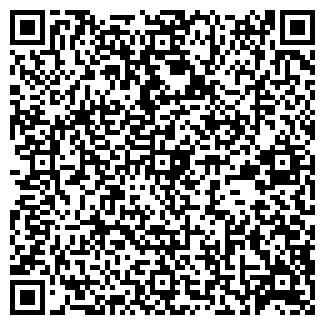 QR-код с контактной информацией организации ПАЛАТИН