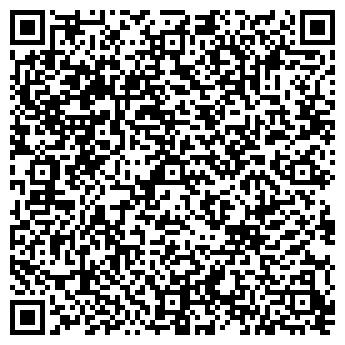 QR-код с контактной информацией организации ТРАНСФЛОТ, ЗАО