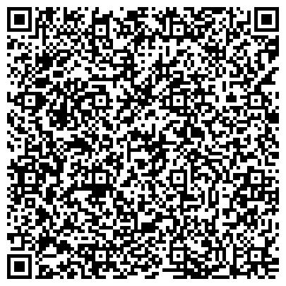 QR-код с контактной информацией организации ПОТРЕБИТЕЛЬСКОЕ АВТОГАРАЖНОЕ ОБЩЕСТВО СОВЕТСКОГО РАЙОНА МЕРИДИАН