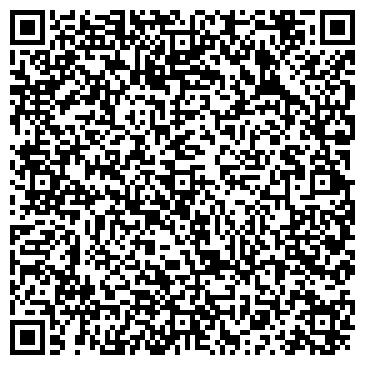 QR-код с контактной информацией организации САЛЮТ ГСК ДЗЕРЖИНСКОГО РАЙОНА