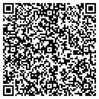 QR-код с контактной информацией организации ДЕНС, ООО