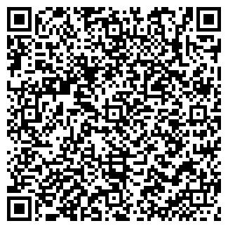 QR-код с контактной информацией организации ЭСКУЛАП МФФ