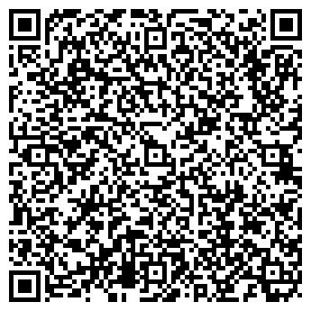 QR-код с контактной информацией организации НА СЕМИ ВЕТРАХ ШКОЛА