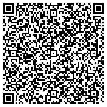 QR-код с контактной информацией организации СРЕДНЯЯ ШКОЛА № 33
