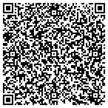 QR-код с контактной информацией организации СРЕДНЯЯ ШКОЛА № 43