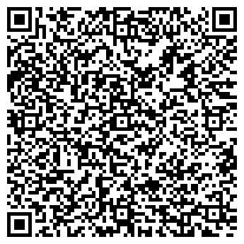 QR-код с контактной информацией организации СРЕДНЯЯ ШКОЛА № 75