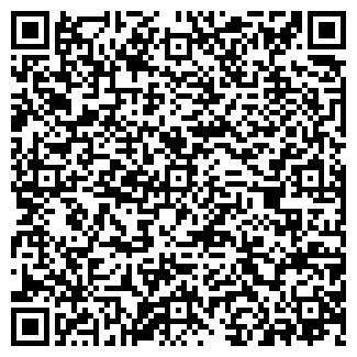 QR-код с контактной информацией организации AMBASSADOR