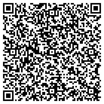 QR-код с контактной информацией организации АЛИНА И К, ООО