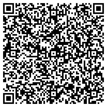 QR-код с контактной информацией организации МОНЕРОН, ООО