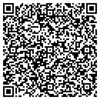 QR-код с контактной информацией организации АСТИ, ЗАО