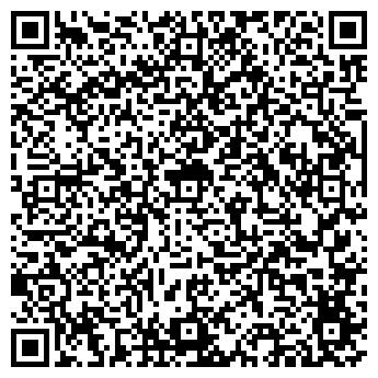 QR-код с контактной информацией организации ЗАПЧАСТИ МАГАЗИН