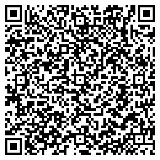 QR-код с контактной информацией организации TURBO ГАРАЖ