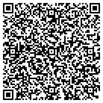 QR-код с контактной информацией организации ИНТЕРЬЕР-СТРОЙ, ООО