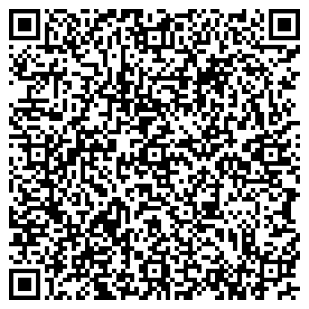 QR-код с контактной информацией организации ПЛАСТ-ПЛАНЕТА