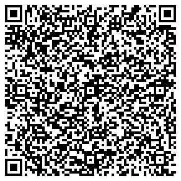 QR-код с контактной информацией организации ПОСУДОХОЗЯЙСТВЕННЫЙ МАГАЗИН