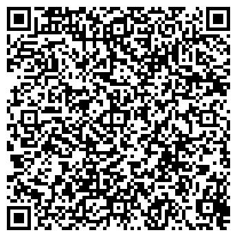 QR-код с контактной информацией организации СЕРВИС-МОСКВИЧ