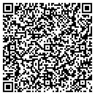 QR-код с контактной информацией организации ИВУШКА, МУП