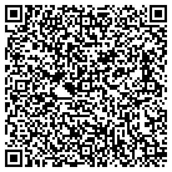 QR-код с контактной информацией организации ВЕСЕЛЫЙ ЦИРЮЛЬНИК