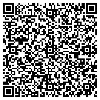 QR-код с контактной информацией организации № 13 БЛЕСК