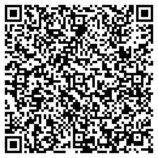 QR-код с контактной информацией организации ООО TALK ABOUT