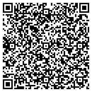 QR-код с контактной информацией организации КИНГ, ООО
