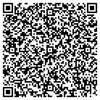 QR-код с контактной информацией организации ОВО ПРИ ОВД КИРОВСКОГО РАЙОНА