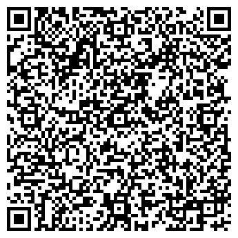 QR-код с контактной информацией организации БРОНКО М, ООО