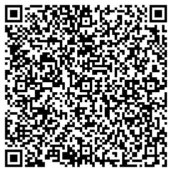 QR-код с контактной информацией организации МАЗДА, ООО