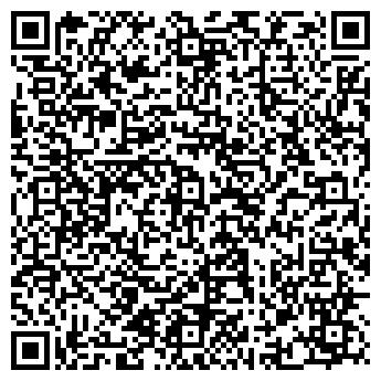 QR-код с контактной информацией организации ФОНД СОЦСТРАХА ФИЛИАЛ № 1
