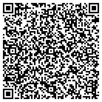 QR-код с контактной информацией организации ИНТЕРНЕТ-САЛОН