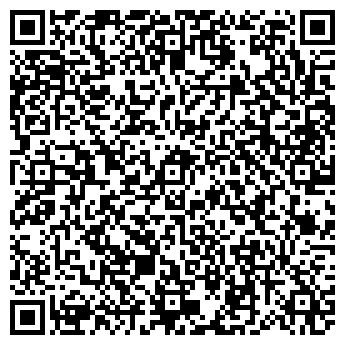 QR-код с контактной информацией организации ООО ИНВАБ