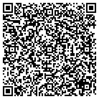 QR-код с контактной информацией организации ОБЩЕЖИТИЕ ВТУЭС