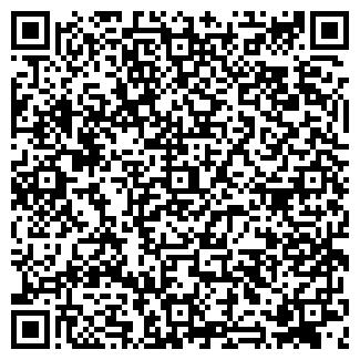 QR-код с контактной информацией организации ООО ПАЛЬМИРА