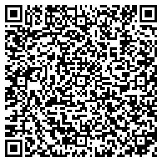 QR-код с контактной информацией организации ЛУВР БУТИК