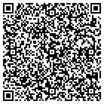 QR-код с контактной информацией организации ВИЗИТ ООО САША