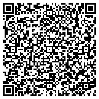 QR-код с контактной информацией организации ИНГОДА, ЗАО